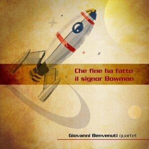 Giovanni Benvenuti Quartet 歌手頭像