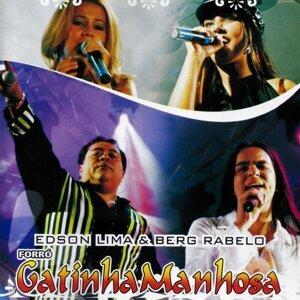 Edson Lima, Berg Rabelo, Gatinha Manhosa 歌手頭像