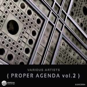 Proper Agenda, Vol. 2 歌手頭像