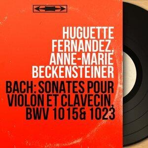 Huguette Fernandez, Anne-Marie Beckensteiner 歌手頭像