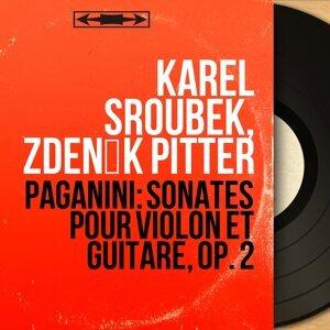 Karel Sroubek, Zdeněk Pitter 歌手頭像