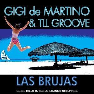 Gigi de Martino, Tll Groove 歌手頭像