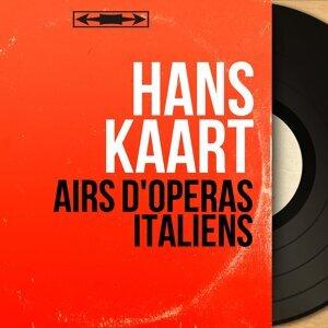 Hans Kaart 歌手頭像