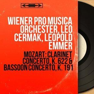 Wiener Pro Musica Orchester, Leo Cermak, Leopold Emmer 歌手頭像