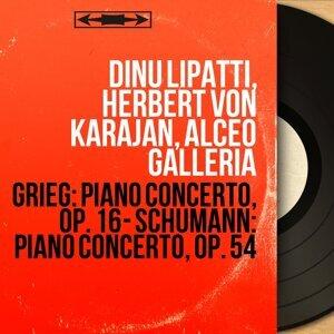 Dinu Lipatti, Herbert von Karajan, Alceo Galleria 歌手頭像