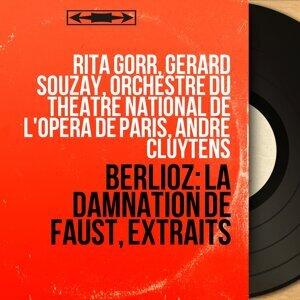Rita Gorr, Gérard Souzay, Orchestre du Théâtre national de l'Opéra de Paris, André Cluytens 歌手頭像
