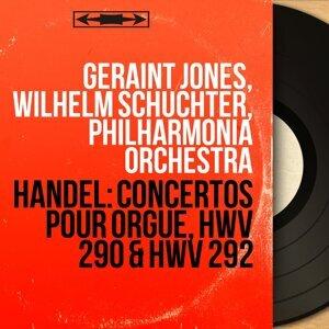 Geraint Jones, Wilhelm Schüchter, Philharmonia Orchestra 歌手頭像