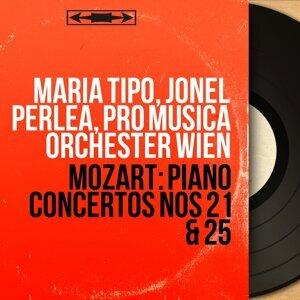 Maria Tipo, Jonel Perlea, Pro Musica Orchester Wien 歌手頭像