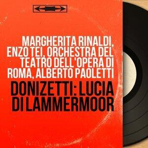 Margherita Rinaldi, Enzo Tei, Orchestra del Teatro dell'Opera di Roma, Alberto Paoletti 歌手頭像