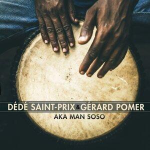 Dédé Saint-Prix, Gérard Pomer 歌手頭像