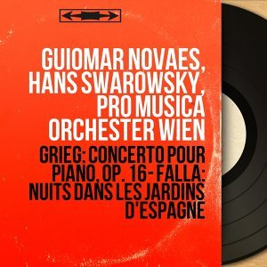 Guiomar Novaes, Hans Swarowsky, Pro Musica Orchester Wien 歌手頭像