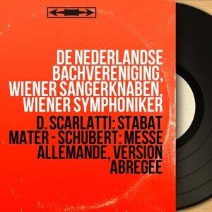 De Nederlandse Bachvereniging, Wiener Sängerknaben, Wiener Symphoniker 歌手頭像