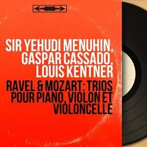 Sir Yehudi Menuhin, Gaspar Cassadó, Louis Kentner 歌手頭像