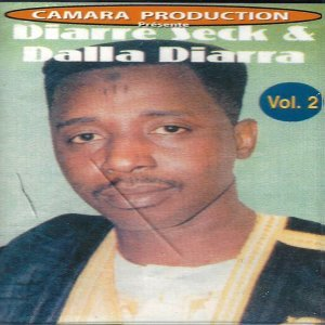 Diarré Seck, Dandy Diarra, Kome Dianka Diarra 歌手頭像