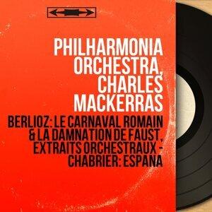Philharmonia Orchestra, Charles Mackerras 歌手頭像