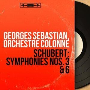 Georges Sébastian, Orchestre Colonne 歌手頭像