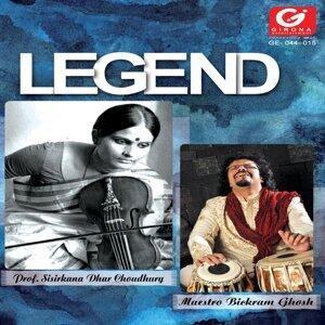 Sisirkana Dhar Choudhury, Bickram Ghosh 歌手頭像