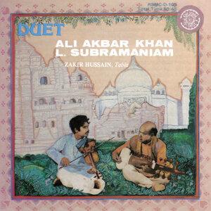 Ali Akbar Khan 歌手頭像