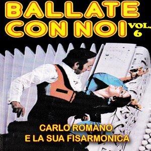 Carlo Romano e la sua fisarmonica 歌手頭像