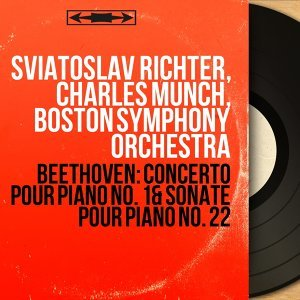 Sviatoslav Richter, Charles Munch, Boston Symphony Orchestra 歌手頭像