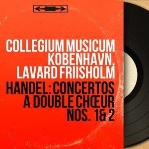 Collegium Musicum København, Lavard Friisholm 歌手頭像