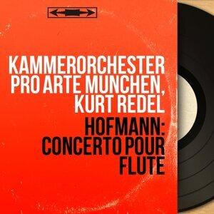 Kammerorchester Pro Arte München, Kurt Redel 歌手頭像