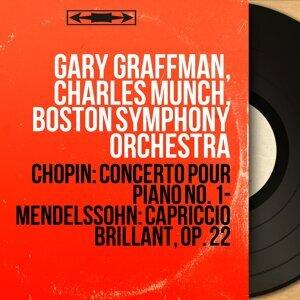 Gary Graffman, Charles Munch, Boston Symphony Orchestra 歌手頭像