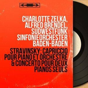 Charlotte Zelka, Alfred Brendel, Südwestfunk Sinfonieorchester Baden-Baden 歌手頭像