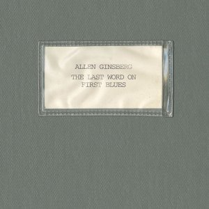 Allen Ginsberg 歌手頭像