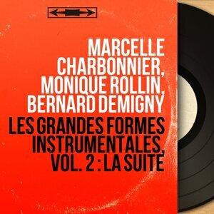 Marcelle Charbonnier, Monique Rollin, Bernard Demigny 歌手頭像