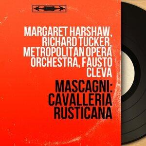 Margaret Harshaw, Richard Tucker, Metropolitan Opera Orchestra, Fausto Cleva 歌手頭像