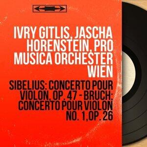 Ivry Gitlis, Jascha Horenstein, Pro Musica Orchester Wien 歌手頭像
