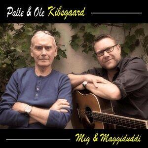 Ole Kibsgaard, Palle Kibsgaard 歌手頭像