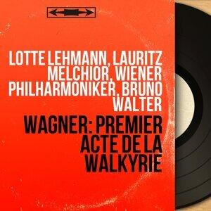 Lotte Lehmann, Lauritz Melchior, Wiener Philharmoniker, Bruno Walter 歌手頭像