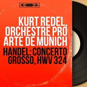 Kurt Redel, Orchestre Pro Arte de Munich 歌手頭像