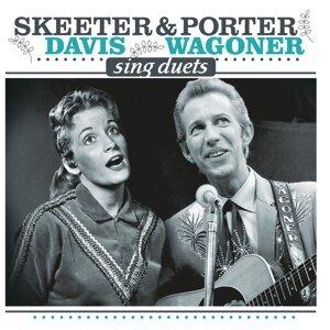 Skeeter Davis, Porter Wagoner 歌手頭像