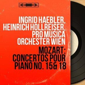 Ingrid Haebler, Heinrich Hollreiser, Pro Musica Orchester Wien 歌手頭像