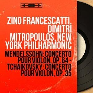 Zino Francescatti, Dimitri Mitropoulos, New York Philharmonic 歌手頭像