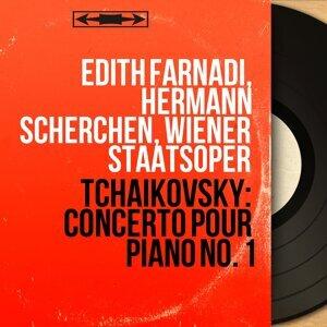 Edith Farnadi, Hermann Scherchen, Wiener Staatsoper 歌手頭像
