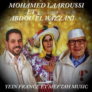 Mohamed Laaroussi, Abdou El Wazzani, Chama Zaz 歌手頭像