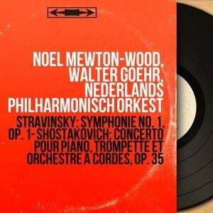 Noel Mewton-Wood, Walter Goehr, Nederlands Philharmonisch Orkest 歌手頭像