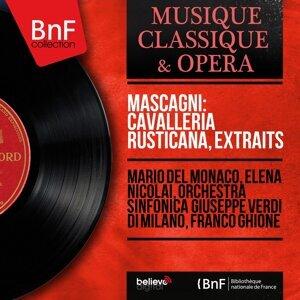 Mario Del Monaco, Elena Nicolai, Orchestra sinfonica Giuseppe Verdi di Milano, Franco Ghione 歌手頭像