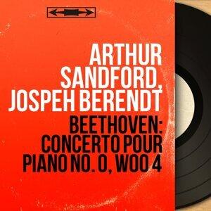 Arthur Sandford, Jospeh Berendt 歌手頭像