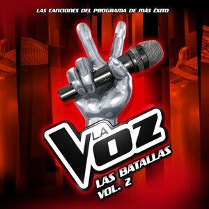 La Voz 歌手頭像