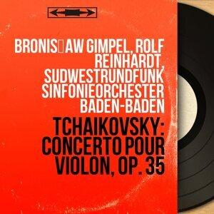 Bronisław Gimpel, Rolf Reinhardt, Südwestrundfunk Sinfonieorchester Baden-Baden 歌手頭像