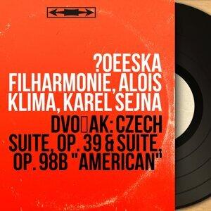 Česká filharmonie, Alois Klíma, Karel Šejna 歌手頭像