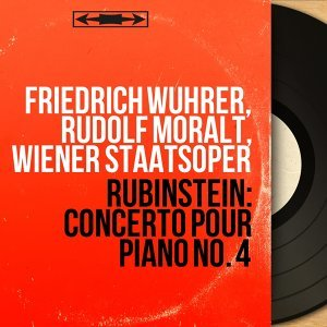 Friedrich Wührer, Rudolf Moralt, Wiener Staatsoper 歌手頭像
