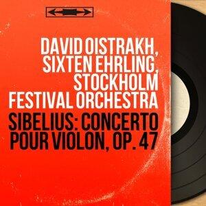 David Oïstrakh, Sixten Ehrling, Stockholm Festival Orchestra 歌手頭像