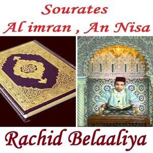 Rachid Belaaliya 歌手頭像