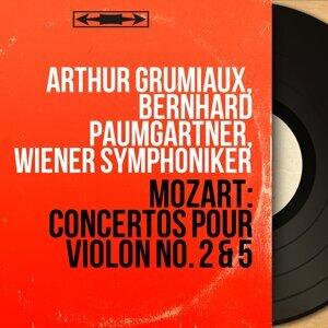 Arthur Grumiaux, Bernhard Paumgartner, Wiener Symphoniker 歌手頭像